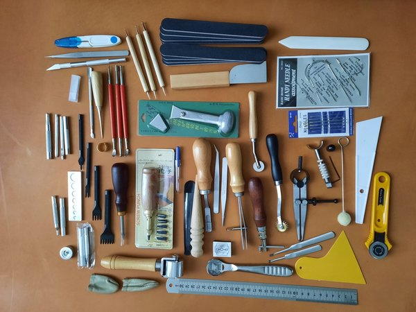 Leathercrafter Hobby Tools Set 2
