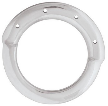 "04132-SS-3 Jeremiah Watt Inskirt Rigging Ring, 3"" (ca. 76 mm)"